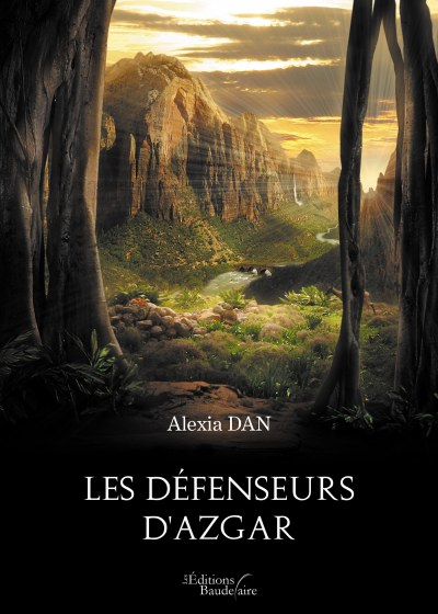 Alexia DAN - Les Défenseurs d'Azgar