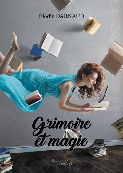 Élodie DARNAUD - Grimoire et magie