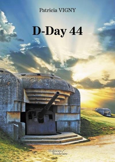 Patricia VIGNY - D-Day 44